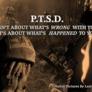 Who Has problems with Post-Traumatic Stress Disorder